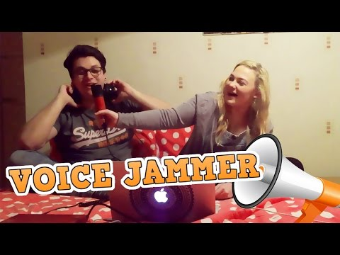 Voice Jammer Karaoke w/ Carly