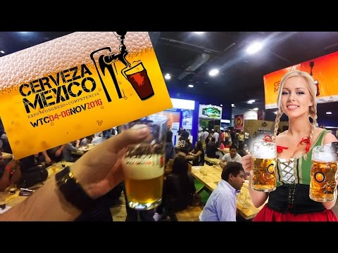 EXPO BEER MEXICO 2016