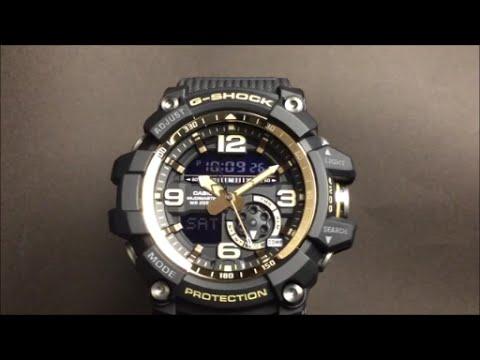 pretty nice 2b6ea bc376 CASIO G-SHOCK MUDMASTER カシオ腕時計Gショック マッドマスター GG-1000GB-1AJF