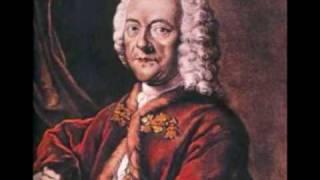 Telemann: Recorder suite in A minor, 4. Menuett 1 - 2. Moisés Sánchez Ross