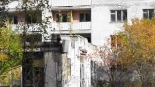 UN PASEO POR LA CIUDAD FANTASMA DE PRÍPIAT ,CHERNOBYL