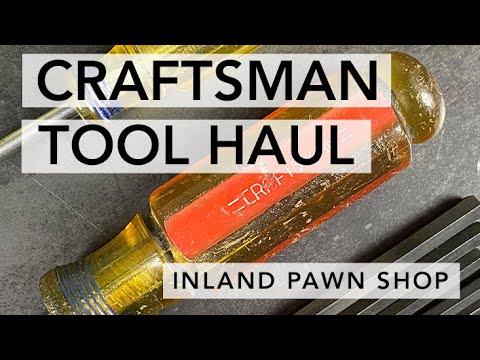 big-d's-craftsman-tool-haul---inland-jewelry-&-loan-pawn-shop-|-4k