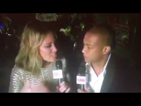 Don Lemon Drunk Says He Is Bad Person To Date On CNN NYE