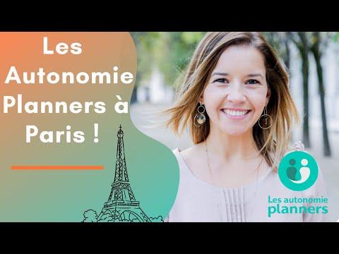 Les autonomie planners opérationnels à Paris !