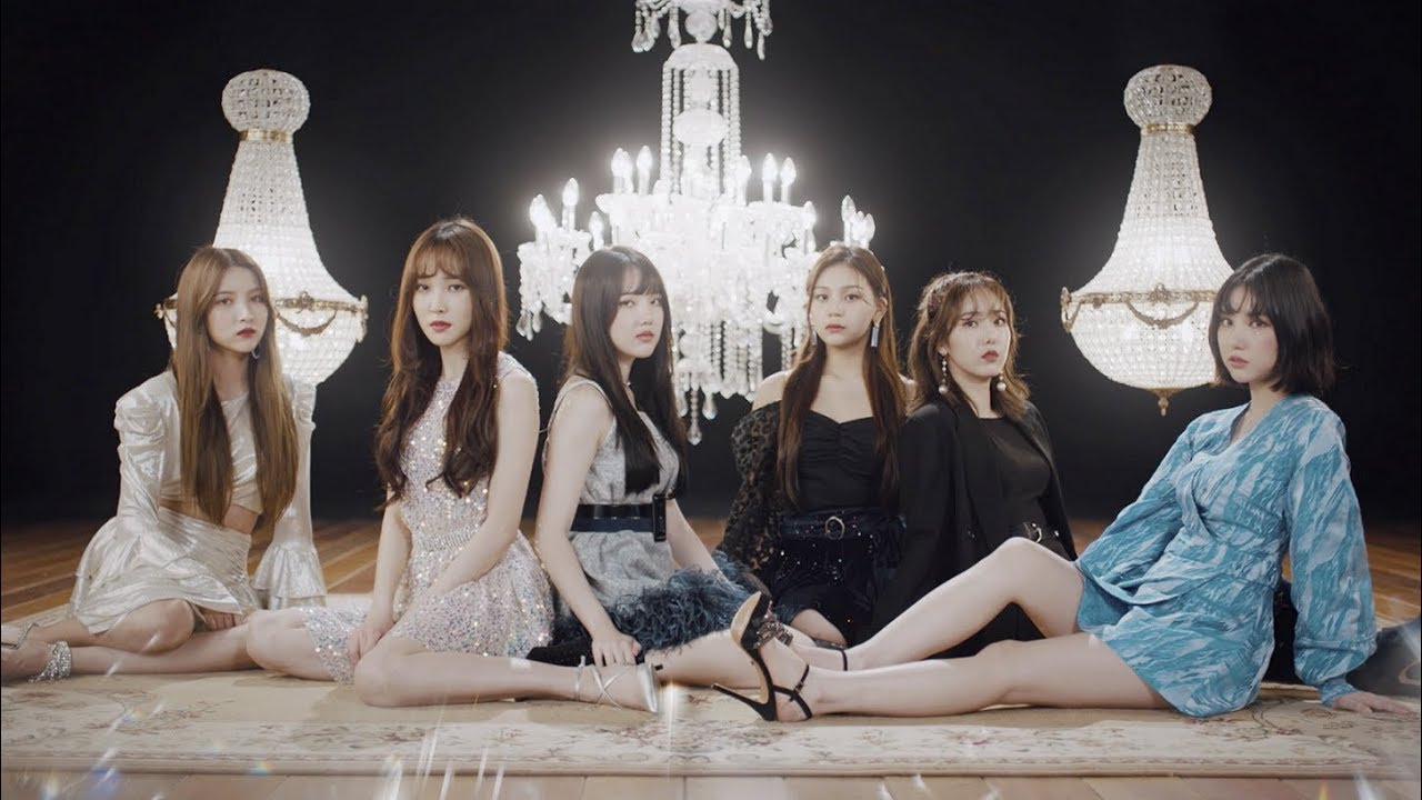 Top 4 Most Beautiful GFRIEND Members