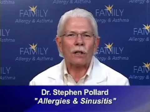 Sinus and Allergy Link Explained