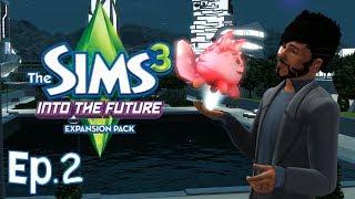 The Sims 3 - Un amico olografico - Ep.2 - Into The Future - [Gameplay ITA]