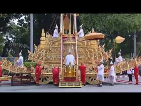 เพลงสรรเสริญพระบารมี ในความเศร้าโศกของปวงชนชาวไทย