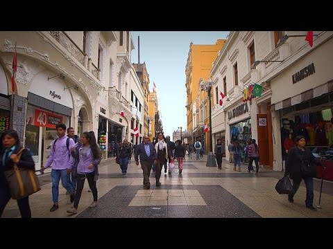 Peru'nun başkenti Lima'ya tarih ve kültür yolculuğu - life
