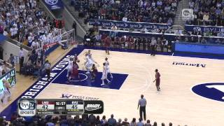 Loyola Marymount vs BYU Game Highlights