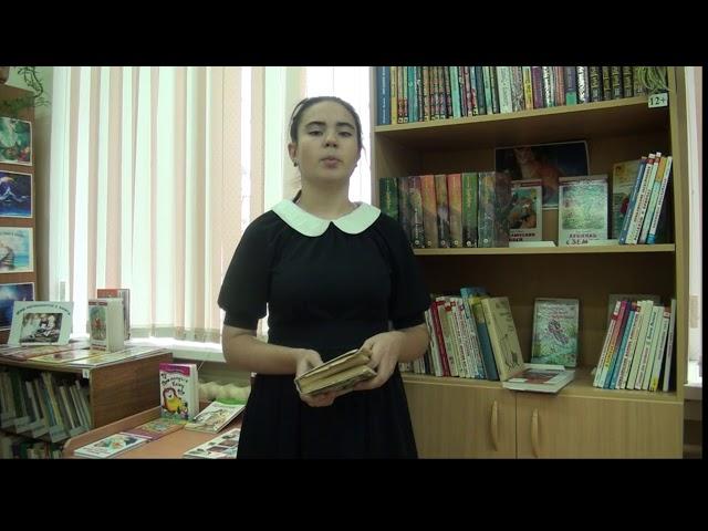 Изображение предпросмотра прочтения – МарияЕфимовская читает произведение «Книги в красном переплете» М.И.Цветаевой