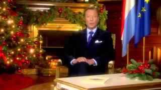 Kerstboodschap Groothertog Henri van Luxemburg 2013