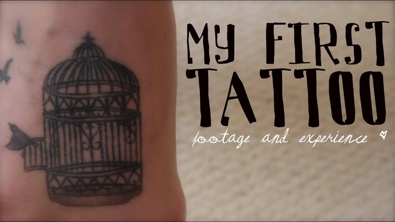Cutiepiemarzia Foot Tattoo My First Tattoo • Fo...