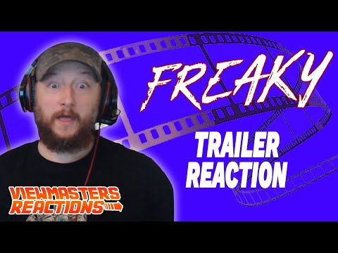 FREAKY OFFICIAL TRAILER REACTION VINCE VAUGHN HORROR COMEDY