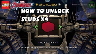 Lego Marvel Avengers - How to Unlock Studs X4 Red Brick(Lego Marvel's Avengers - How to Unlock Studs X4 Red Brick Lego Marvel Avengers - How to Unlock Studs X4 Red Brick - How to Unlock Studs X2 Red Brick in ..., 2016-01-27T22:45:12.000Z)