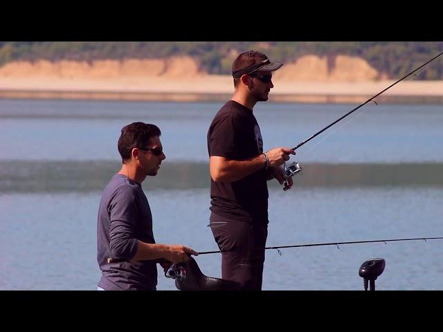 Pêche au Lac de Sainte Croix