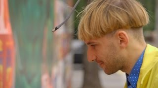 Brain implant allows man to hear colour - World's Weirdest Events: Episode 6 Preview - BBC Two