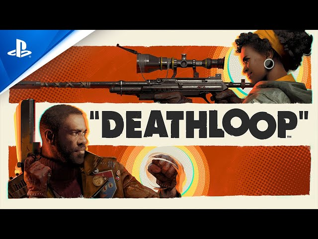 DEATHLOOP - Official Gameplay Reveal Trailer | PS5