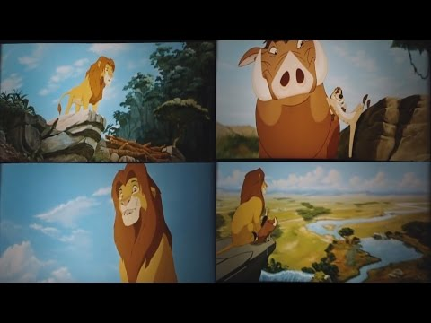 Lion King new clips (HD)