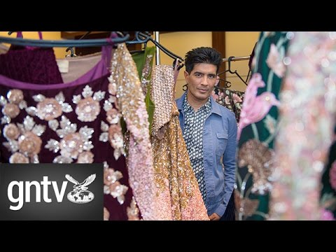Indian Fashion Designer Manish Malhotra On His Journey In The Fashion World Youtube