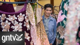 Indian fashion designer Manish Malhotra on his journey in the fashion world