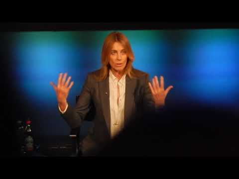 Kathryn Bigelow Interview at AT&T Shape Expo  7-14-2017
