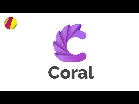 Letter C Logo Design Tutorial in Gravit Designer. How to design a colorful lettermark in Gravit thumbnail