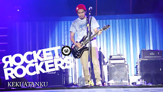 Rocket Rockers - Kekuatanku ( Live At U Mild Unity Pitstop Jambi )