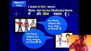Learn Advance Hindi with Anil Mahato