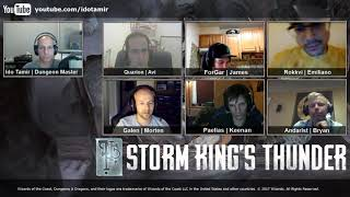 """Storm King's Thunder - Episode 36 """"Nothing As It Seems"""""""