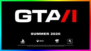 GTA 6 - Grand Theft Auto VI: Release Date Revealed By BIG Announcement Likely Coming In Summer 2020!
