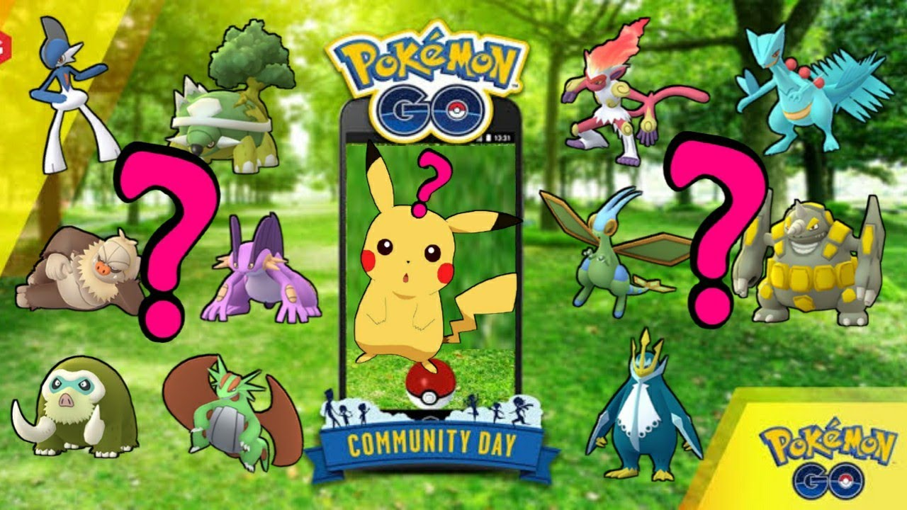 Download December Community Day Pokemon | Which Pokemon is in December CD | New Community day Pokemon