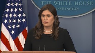 White House press briefing on Trump-Kim summit, Immigrant family seperation, IG report  | ABC News