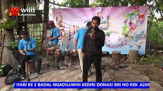 LIVE  NGAMEN  VIRTUAL NEW NORMAL  DANGDUT SYAR'I DI RUMAH HUTAN WILIS TV HARI KE 2 BADAL