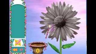 Королевский сад.  Прохождение игры  Барби / Barbie™ Принцесса Рапунцель