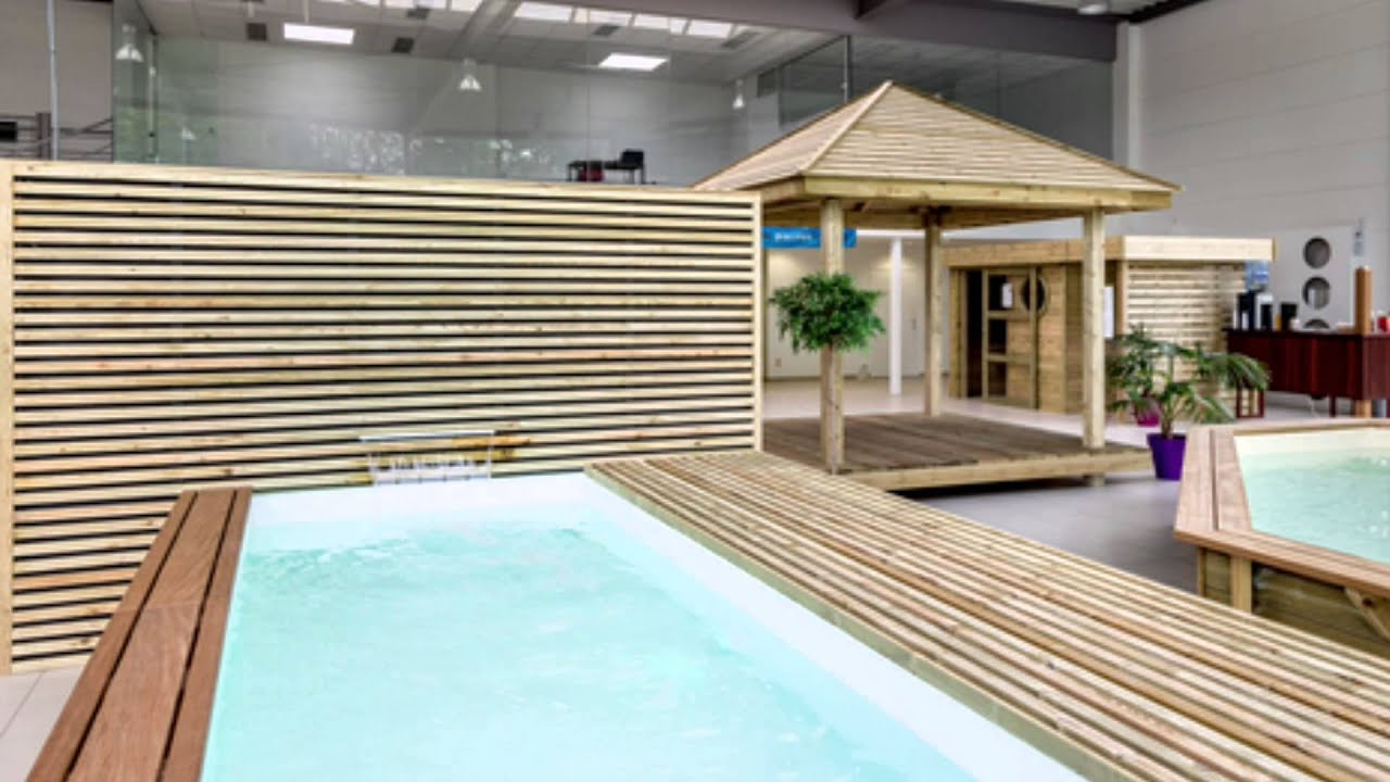 piscine concept ambiance bois tout pour l 39 ambiance de la piscine toulon youtube. Black Bedroom Furniture Sets. Home Design Ideas