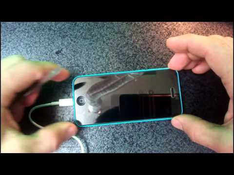 APPLE Iphone 5 5s 5c Наклейка защитного стекла