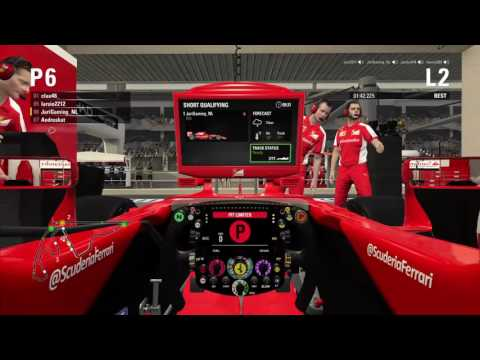 F1 2015 Abu Dhabi Racestars nl