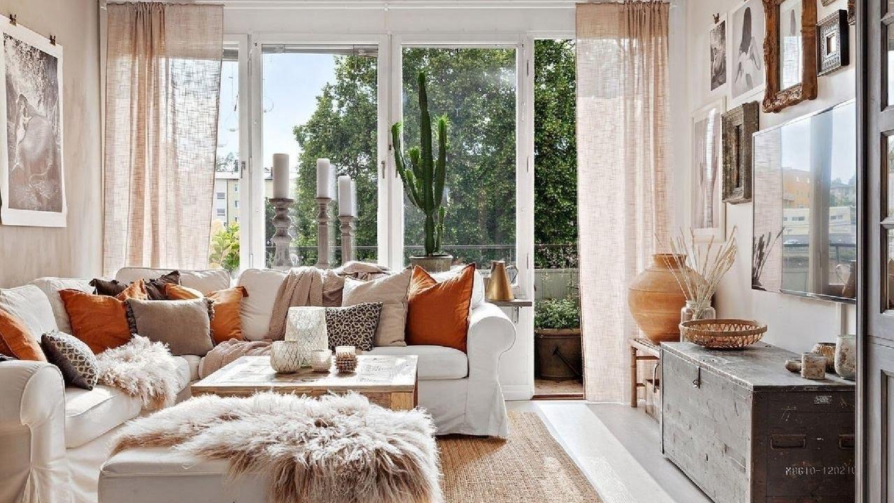 tour Scandi apartment with industrial decor ▸ interior design