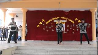 HINDI DAY DANCE (Sunrise English Private School)