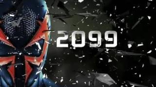 Spider-Man: Shattered Dimensions - E3 2010: Spider-Man 2099 Trailer | HD