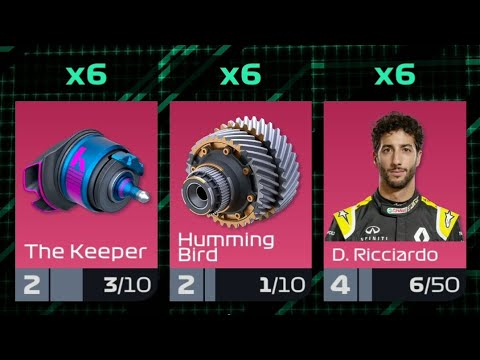 F1 Manager Asset Trading