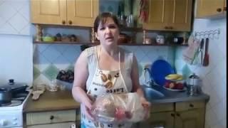 Запечённый  Гусь с  яблоками от Виты  Набоковой!