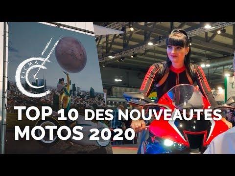 Salon EICMA 2019 : Les 10 Nouveautés 2020 à Ne Pas Manquer
