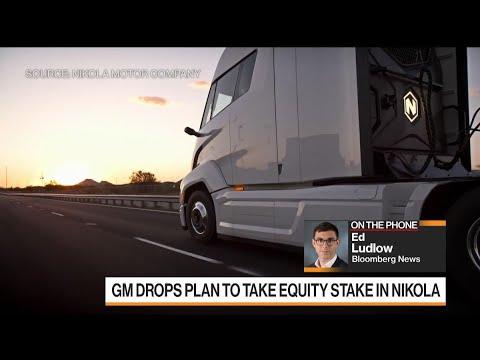 Download GM Scraps Plan to Take Stake in Nikola