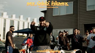 STNDRD - My Uso (Remix) ft. Masi Rooc, Lisi, Biggs & Ron Moala (Official Music Video)