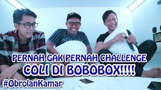 BOBOBOX PANCORAN JAKARTA 2020: CHALLENGE #PernahNggaPernah! 0N4NI Di Bobobox? !