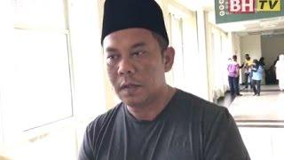 Bapa sahkan kematian Mohamad Thaqif
