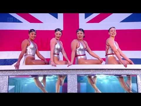 BGT S06 - Final - Aquabatique - Synchronised Swimmers.avi
