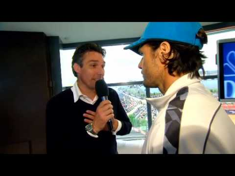 bet-at-home Open 2012 in Hamburg - Interview mit Tommy Haas